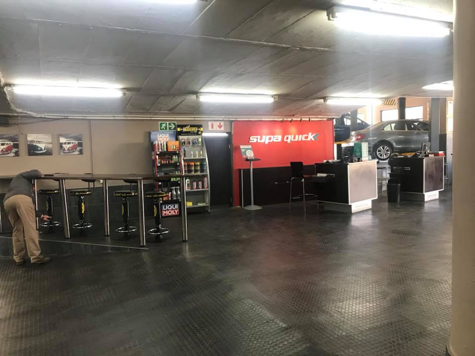 Preller Square Shopping Centre Supa Quick 1