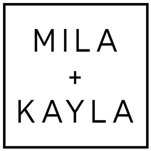 Mila & Kayla Logo